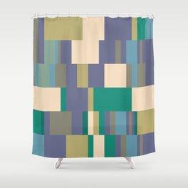 Songbird Sea Grapes Shower Curtain