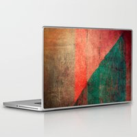 mucha Laptop & iPad Skins featuring A Idade da Terra (The Age of the Earth) by Fernando Vieira