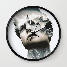 INNER STRENGTH 2 Wall Clock