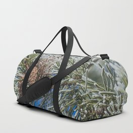 Christmas frost Duffle Bag