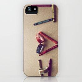 Children Love | I Love You iPhone Case