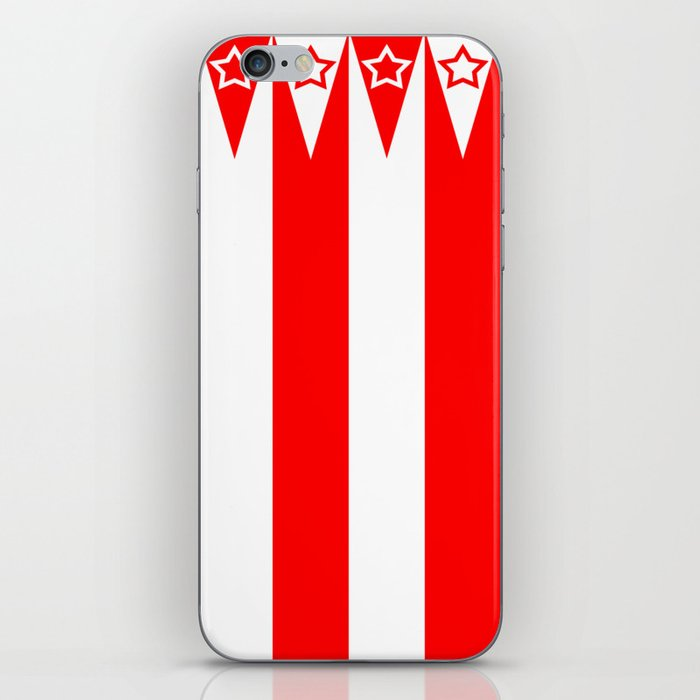 Big Top Stripes iPhone Skin