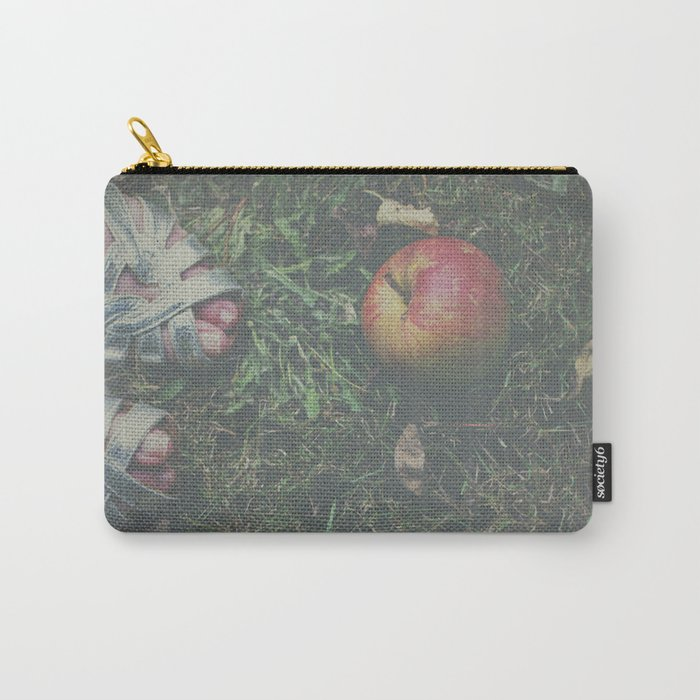 Don't Eat the Apple Carry-All Pouch