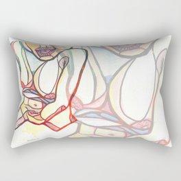 suprematic 3 Rectangular Pillow