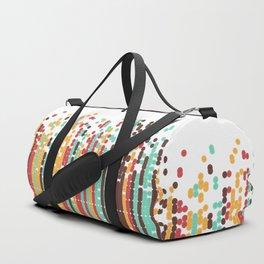 Tiny spheres Duffle Bag