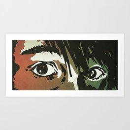 you. Art Print