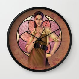 Daja Kisubo Wall Clock