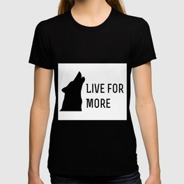 Live for More - Red Rising T-shirt