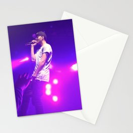 Kalin White - Just For Fun Tour (w/ Kalin and Myles) Stationery Cards
