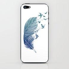 Fly Away iPhone & iPod Skin