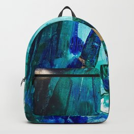 Bright Ocean Spaces, Tiny World Collection Backpack