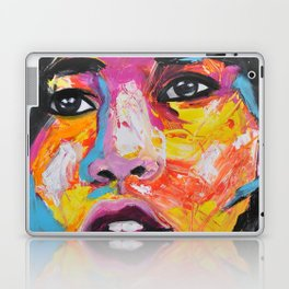 Indanesian girl by ilya konyukhov (c) Laptop & iPad Skin