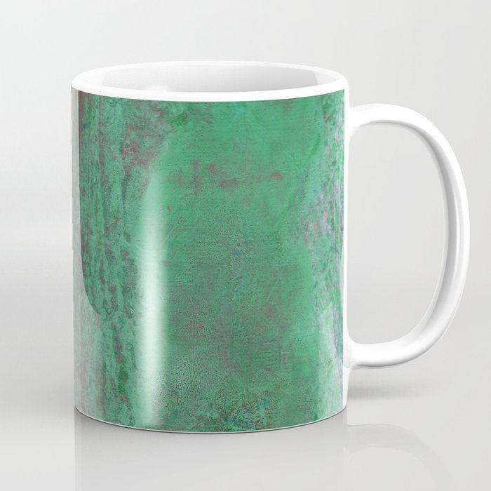 Green, Soil, Nature Coffee Mug