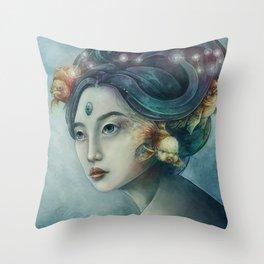 Zodiac Pisces Throw Pillow