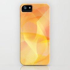 Orange Slim Case iPhone (5, 5s)