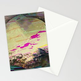 waste of hope Stationery Cards