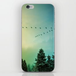 Rise Above It iPhone Skin