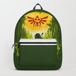 Let the Journey Begin Backpack