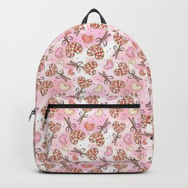 Lovely pink lollipop Backpack