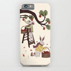 Autumn Apple Picking iPhone 6s Slim Case