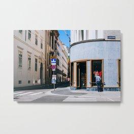 Innere Stadt - Vienna, Austria - #7 Metal Print