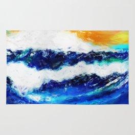Rough Sea Rug
