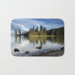 Time to Reflect Bath Mat