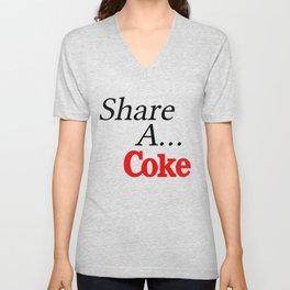 Share a coke Unisex V-Neck