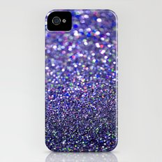 Partytime in Purple iPhone (4, 4s) Slim Case