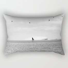 Mission of the Wild and Free Rectangular Pillow