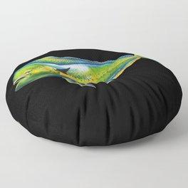 Mahi Mahi Floor Pillow