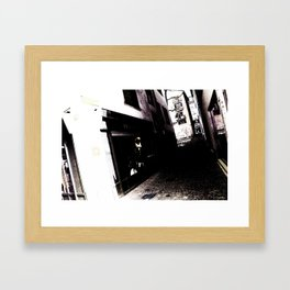 way to... Framed Art Print