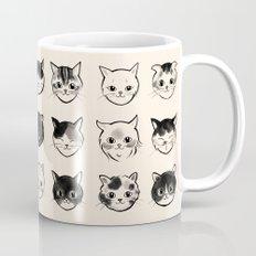 Cats Hair Styles Mug