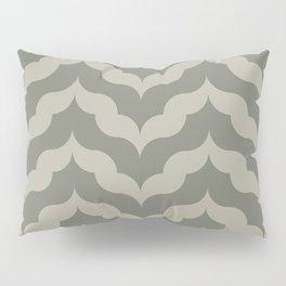 Juliet in Khaki and Gray Pillow Sham