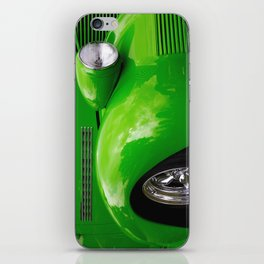 Green Machine iPhone Skin