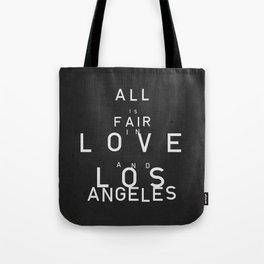 ALL IS FAIR II Tote Bag