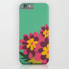 Flowers for Lola Slim Case iPhone 6s