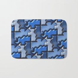 Geometrix 120 Bath Mat
