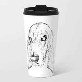 Ain't Nothin' but a Hound Dog Travel Mug