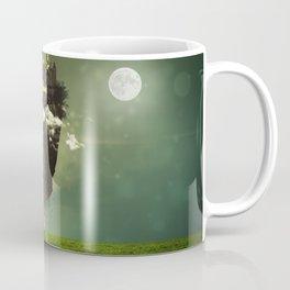 The Sun, The Moon, The Empire All Above Me Coffee Mug
