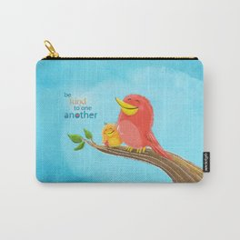 Be Kind to One Another! Carry-All Pouch