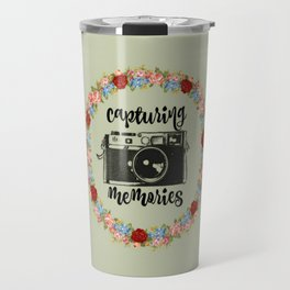 Capturing Memories Travel Mug