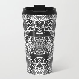 Geometropolis Travel Mug