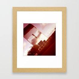 i 4 Eyesore Framed Art Print