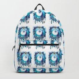 Eyes Series BLUE Backpack