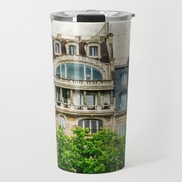 Paris Architecture Travel Mug