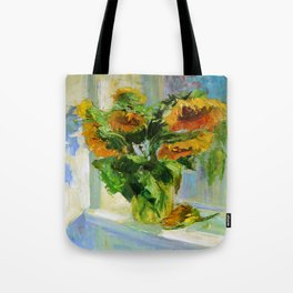 Sunflowers # 3 Tote Bag