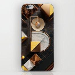 36 Days of Type - B iPhone Skin