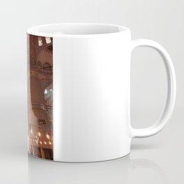 Inside the Blue Mosque Coffee Mug