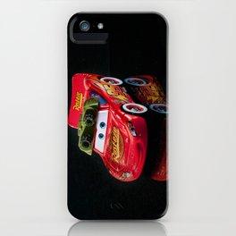 Lightning McQueen iPhone Case